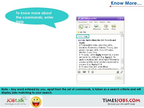 Yahoo Profile Search By Email Address Jobtalk Hunt Apply To Through Yahoo Messenger