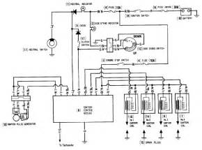 mallory ignition wiring diagram electrical schematic