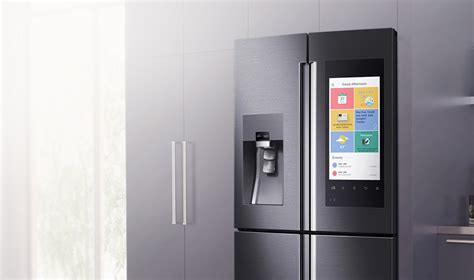 Samsung Di ces 2016 il frigo samsung permette di far la spesa sul display dello sportello wired
