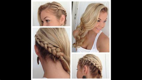 queue curl hairstyle hair