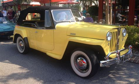 1949 willys jeepster cars coffee 1949 willys overland jeepster and 1994 yj
