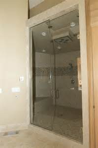 glass frameless steam showers shower doors in portland or