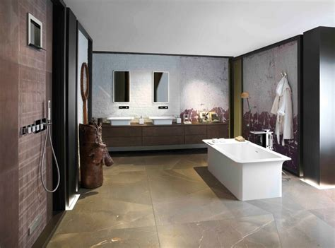 New York Loft Bath Industrial Bathroom Other Metro New York Bathroom Design