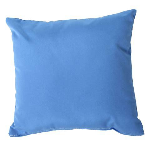 Outdoor Sunbrella Throw Pillows by Canvas Sunbrella Outdoor Throw Pillow Dfohome