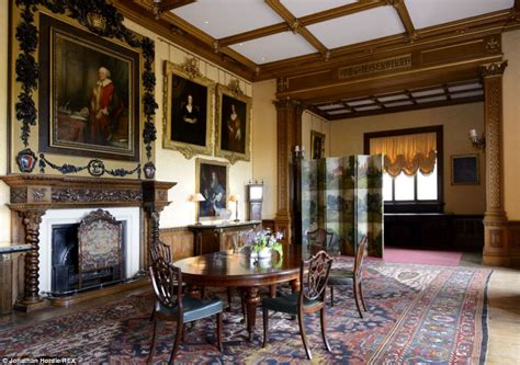 Plantation Home Decor Want To See Inside The Real Downton Abbey From Grandiose