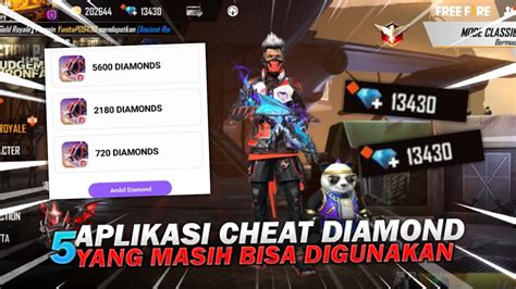 aplikasi cheat diamond   bisa  pakai  work auto sultan diamond jadi