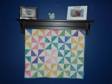 Quilt Rack Shelf by Quilt Rack Shelf By Bill Lumberjocks