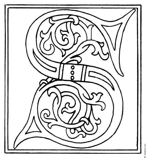 printable illuminated letters alphabet 159 best images about illumination on pinterest initials