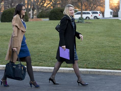 marissa mayer house here are the tech execs meeting with president obama tuesday knkx