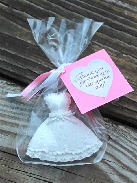 Bridal Shower Soap Favors by Wedding Dress Favors Bridal Shower Soap Favors Bridal