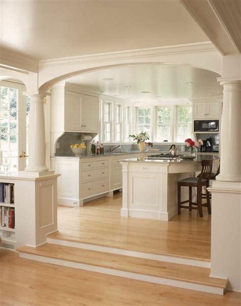 cuisine avec sol parquet d 233 couvrir la beaut 233 de la cuisine ouverte