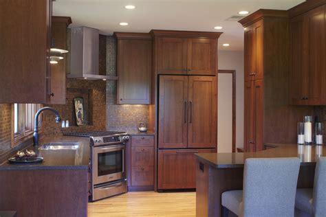 corner cooktop corner cooktop kitchen with wood molding kitchen