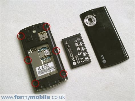 Lg Viewty Coming To Uk by Lg Viewty Snap Gm360 Disassembly Screen Replacement And