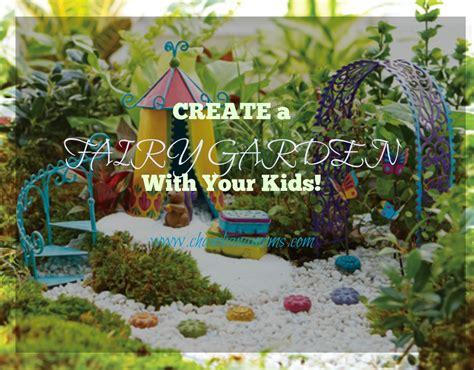 creating  fairy garden  kids   coupon
