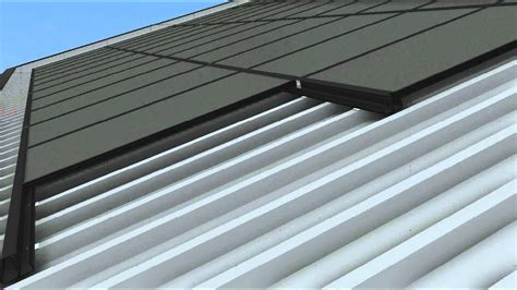 roofing and sheet metal soltecture sol30 rooftop mounting system installation