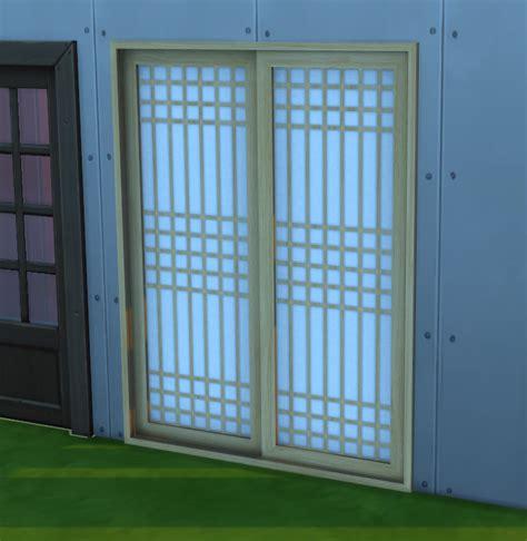 asian doors build item request korean styled windows and doors