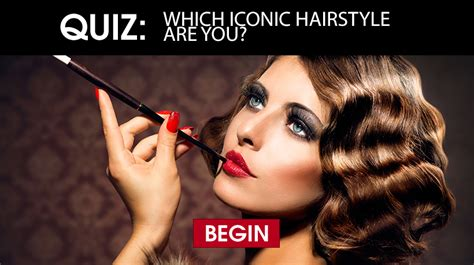 Glam Hair Quiz by L A Hair Quiz Which Iconic Hairstyle Are You We Tv