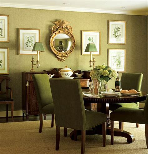 Dining Room Colors Green Modern Interior Design And Home Decor In Pastel