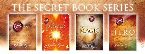 the series books the secret book series self help books