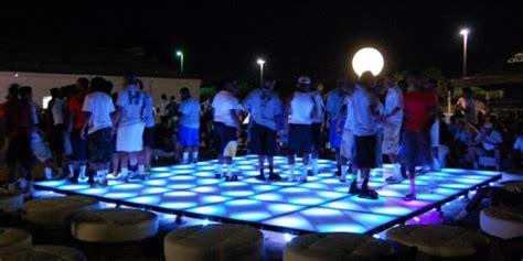 backyard dance floor outdoor led dance floor rental