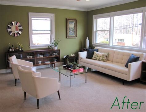 green painted rooms home design interior monnie living rooms painted green