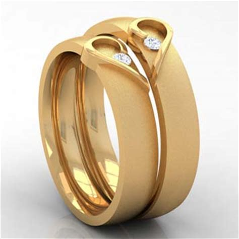 Paar Ringe Gold by Ring Designs Gold Engagement Ring Designs For