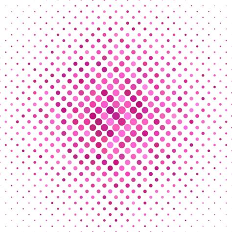 background pattern pink dots abstract background with pink dots vector free download