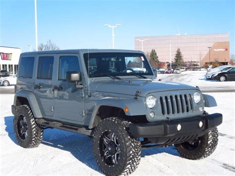 jeep granite crystal metallic clearcoat 2014 jeep rubicon granite crystal html autos weblog