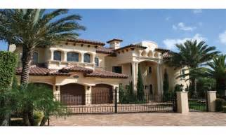 Luxury Mediterranean House Plans Mediterranean Tuscan House Plans Luxury Spanish