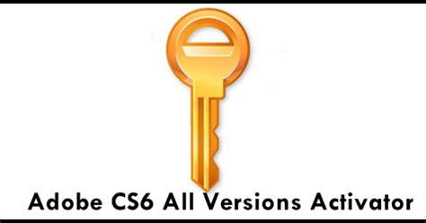 Adobe Illustrator Cs6 Activator | adobe cs6 all versions activator 2013 100 working new
