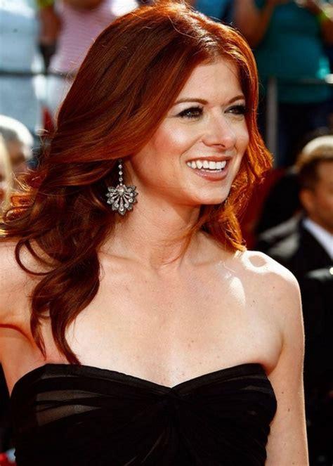 should women in their late 40scolor their hair auburn cortes de cabelos ruivos natural para cada estilo e rosto