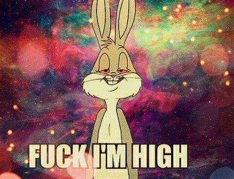 bed bug high bugs bunny high on weed