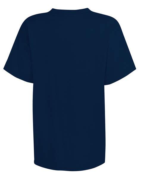 T Shirt Navy image gallery navy t shirt back