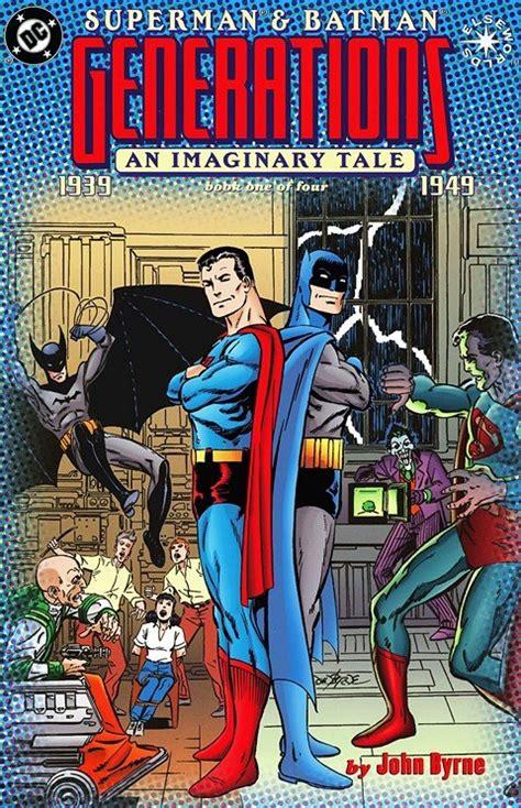 Tenda Terowongan Superman Batman 1 superman batman generations vol 1 3 getcomics
