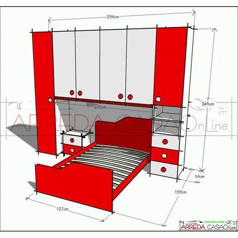 misure letto ad una piazza e mezza misure letto ad una piazza e mezza letto moderno per
