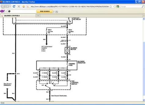 97 isuzu rodeo fuse box diagram get free image about