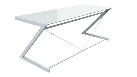 Design Bürobedarf by Z Line Schreibtisch Glas Bestseller Shop F 252 R M 246 Bel Und