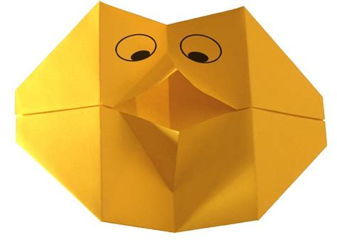 Animated Origami - animated origami faces joel paperworks