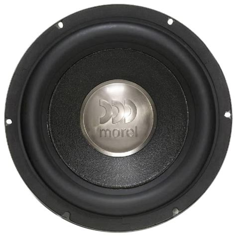 Subwoofer Morel Primo 104 10 Inch By Cartens Store 1 morel primo 104 10 quot 500w primo series car audio subwoofer at onlinecarstereo