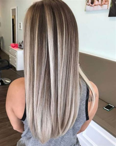age for icy blonde hair mechas balayage como hacerlas bien explicadas paso a paso