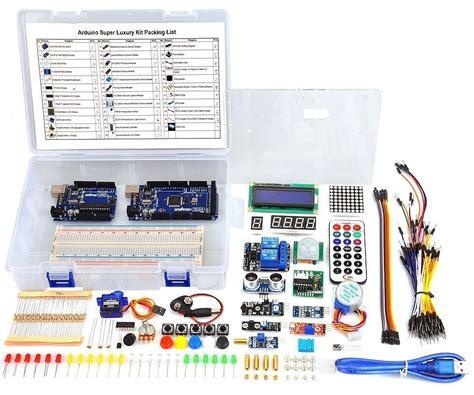 arduino tutorial kit 8 best arduino starter kit for beginner arduino uno r3
