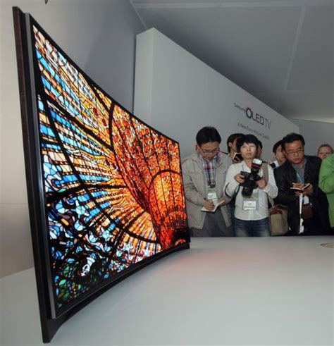 55in organic light emitting diode oled screen seven problems with current oled televisions cnet
