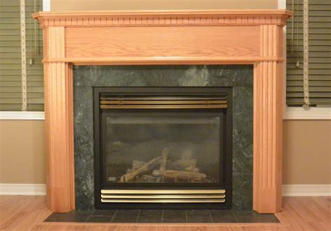 Gas Fireplace Makeover by Fireplace Makeover Nellie S Home