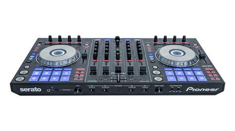 console pioneer dj pioneer dj ddj sx serato compatible dj hardware serato
