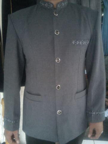Baju Koko Jas Bahan Baru Jit06 jas koko terbaru dari bahan woll jas koko tasikmalaya