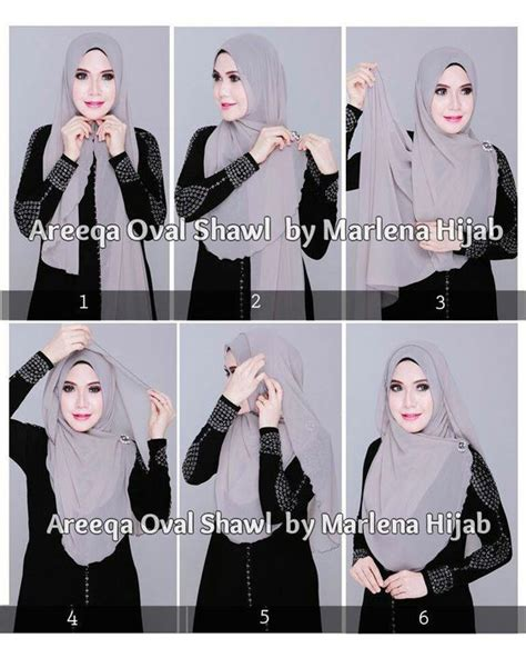 tutorial hijab vemale headscarved woman in arabic hijabs hijab tutorial and