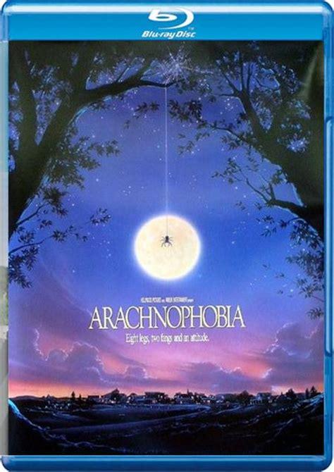 Arachnophobia Film Blu Ray Unboxing | arachnophobia blu ray review geektyrant