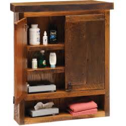 Rustic Bathroom Wall Cabinet Rustic Bathroom Wall Cabinets Home Furniture Design