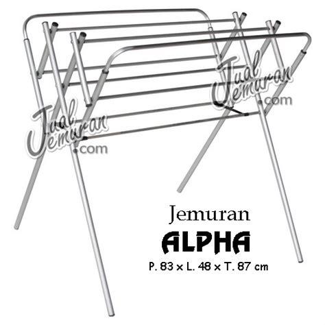 Rak Handuk Aluminium jemuran baju rak handuk rak sepatu tangga aluminium