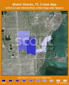south florida crime map miami shores crime rates and statistics neighborhoodscout